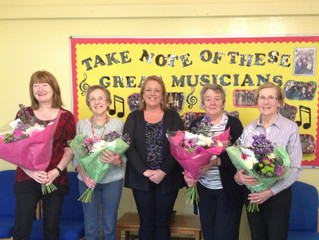 Back on Track teachers recognised
