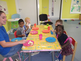 Early Years parent & toddler group