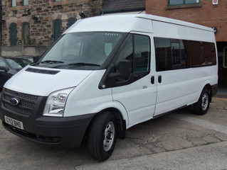 Minibus driver needed