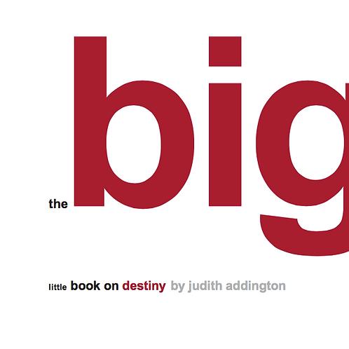 The Big Little Book on Destiny