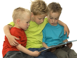 Reading Nurtures Future Leaders