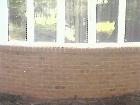 Big Apple Restoration Sandblast Brickfront