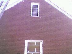 Big Apple Restoration Sandblasted House