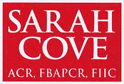 Painting Conservation Restoration Cornwall Falmouth Sarah Cove logo