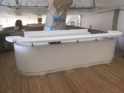 Luxury Yacht Bar