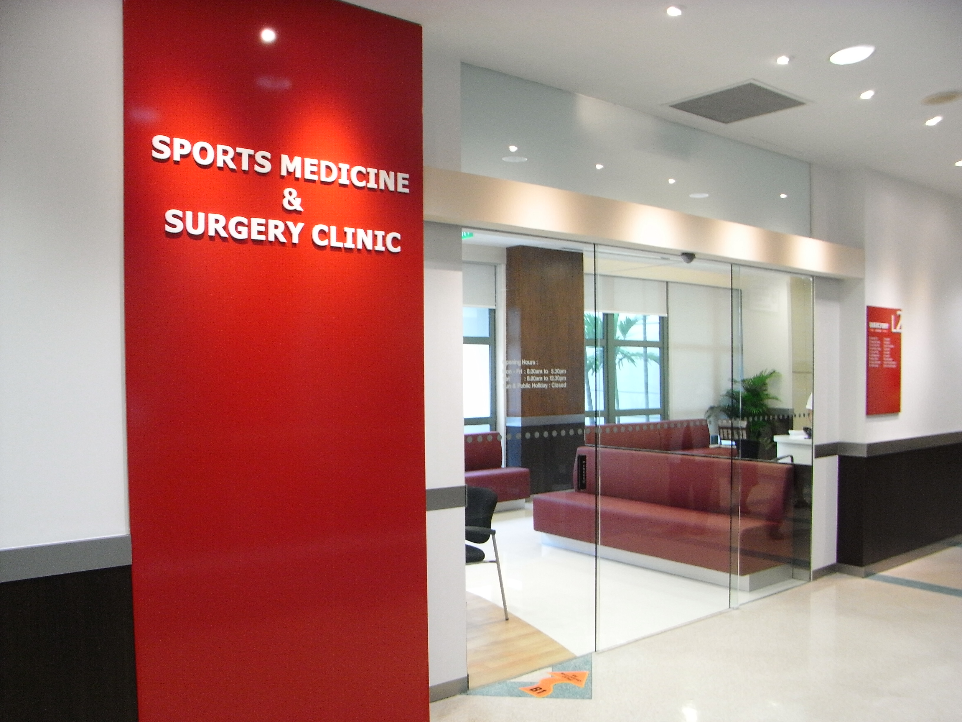 Sports Medicine & Surgery Clinic