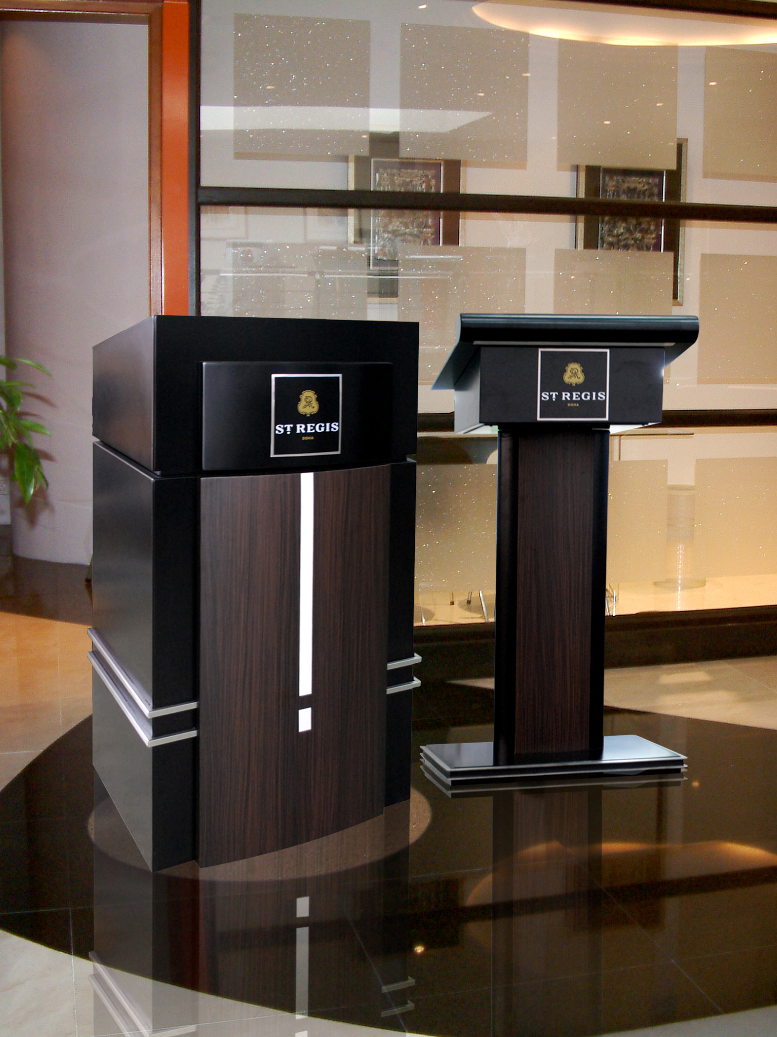 St Regis Hotel, Qatar