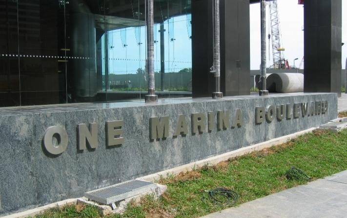 One Marina Blvd