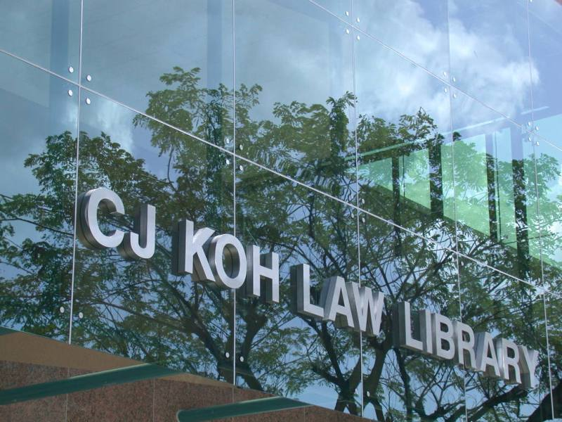 CJ Koh Law Library
