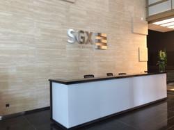 SGX, Singapore Exchange