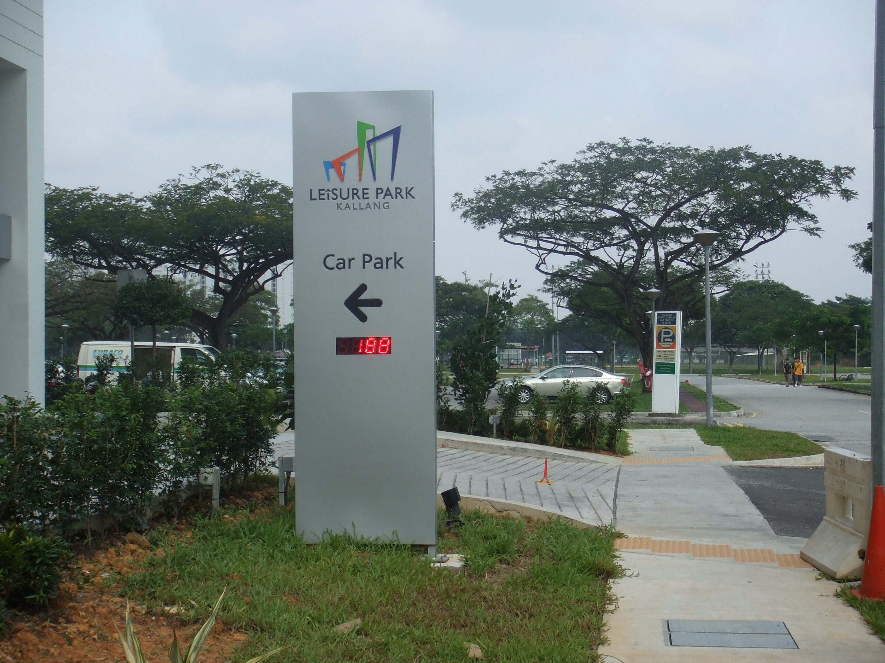 Kallang Leisure Park