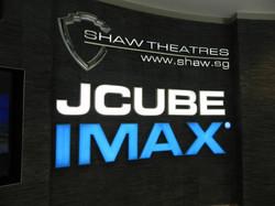 Shaw Theatres JCube IMAX