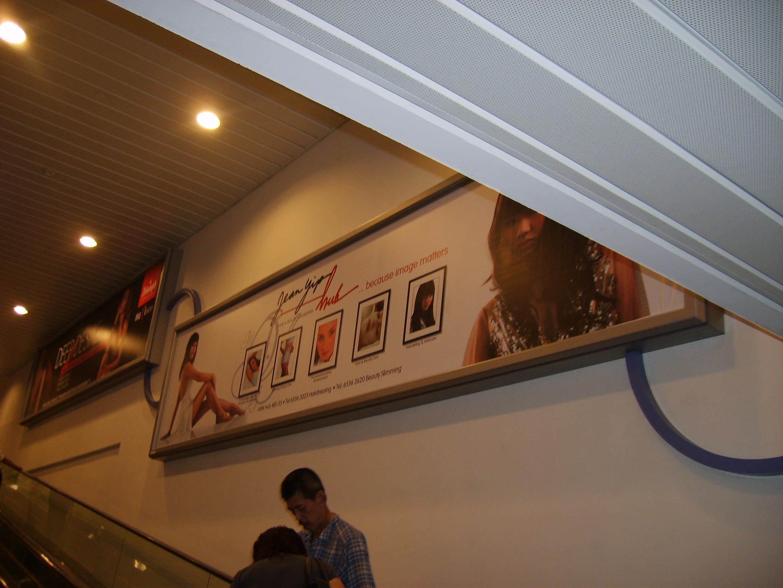 Advertising Panel