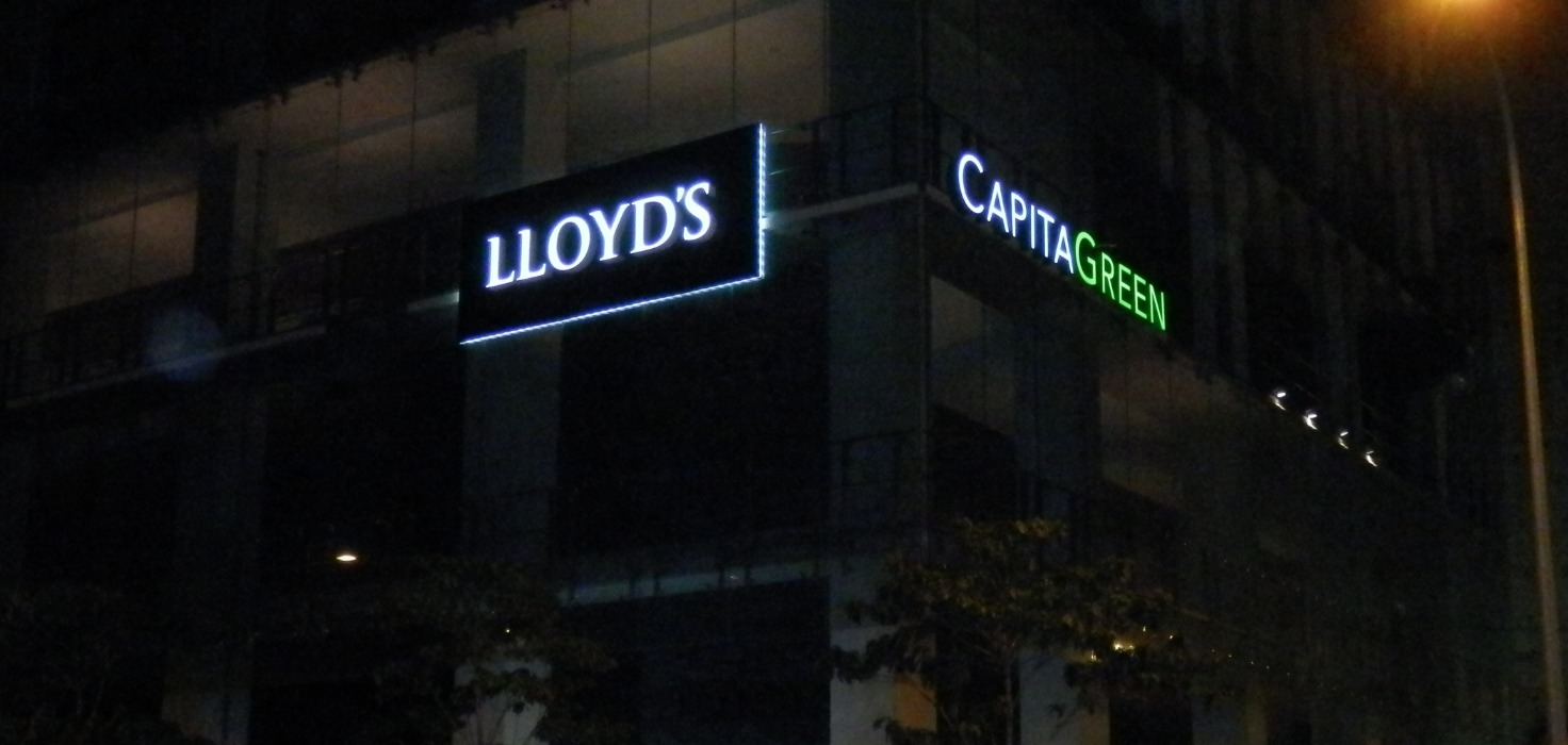 Lloyds & CapitaGreen