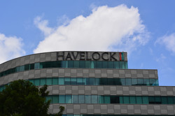 Havelock II Sky Sign