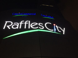 Raffles City, Capital Mall