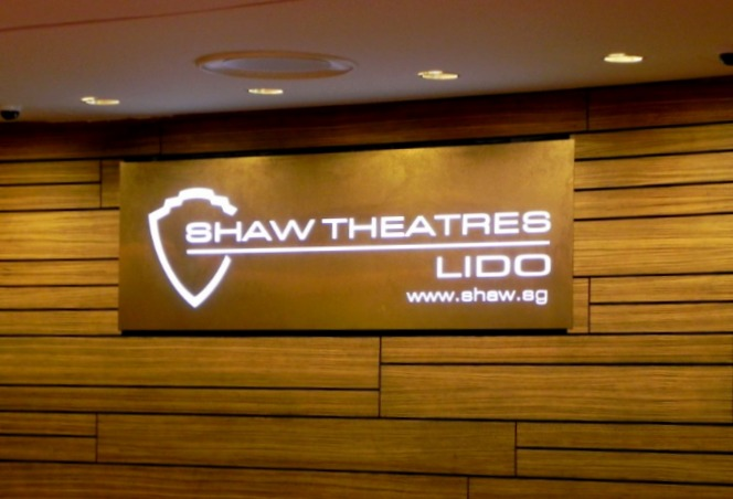 Shaw Theatres Lido