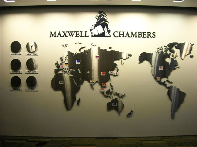 Maxwell Chambers