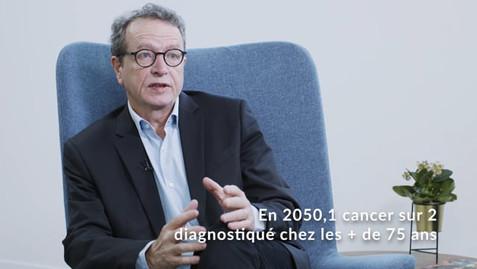 Reportage > Fondation ARC - Cancer&Vieillissement