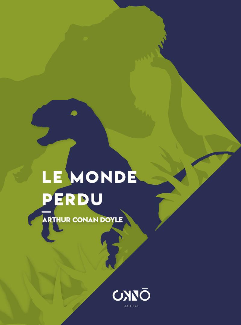 Poche : LE MONDE PERDU, ARTHUR CONAN DOYLE