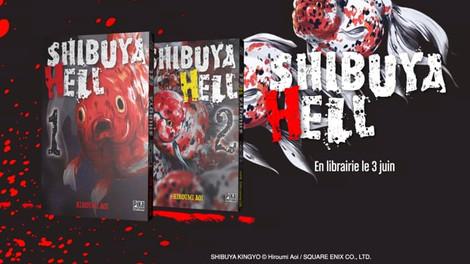 BOOKTRAILER > SHIBUYA HELL