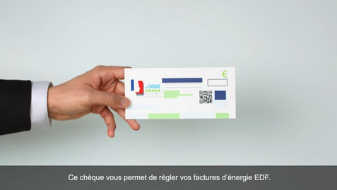 STOP MOTION > LE CHEQUE ENERGIE