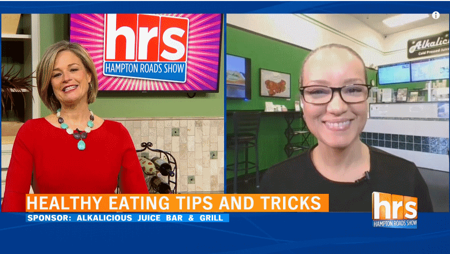 Healthy Tips & Tricks from Alkalicious!