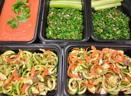 Vegan Meal Prep for Busy Folks
