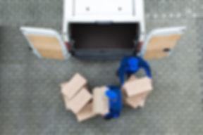 Dalinių krovinių transportavimas