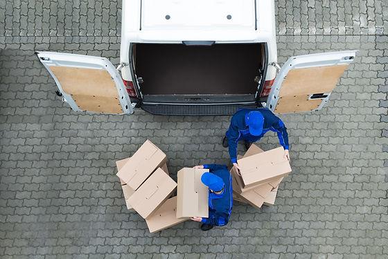 Kuljetusvälineet muuttoliikkeille ja kuljetusliikkeille