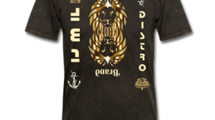 King Of The Jungle T from the Distro Collection
