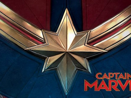 Captain Marvel is Everywhere