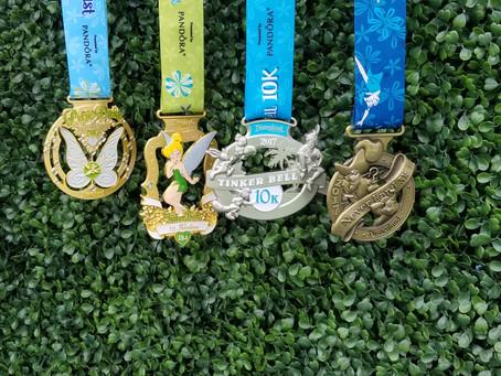 Tinkerbell 1/2 Marathon 2017