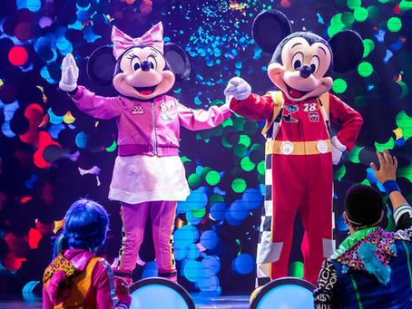 Disney Junior Dance Party Debuts