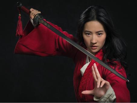 Disney begins Production of Mulan