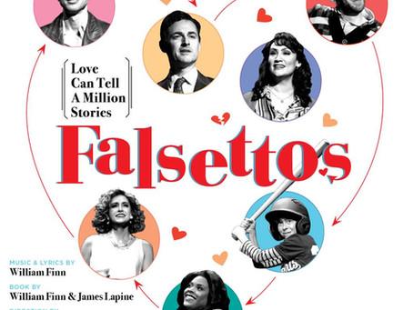 Falsettos Delivers