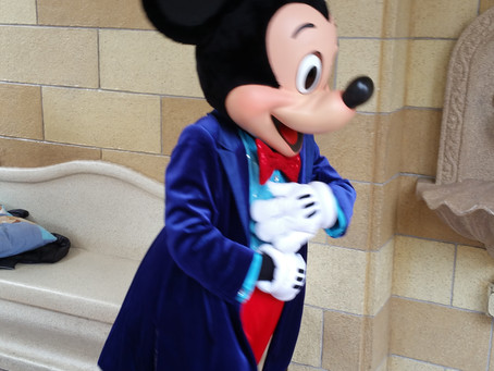 Mickey Mouse celebrates 90th Anniversary
