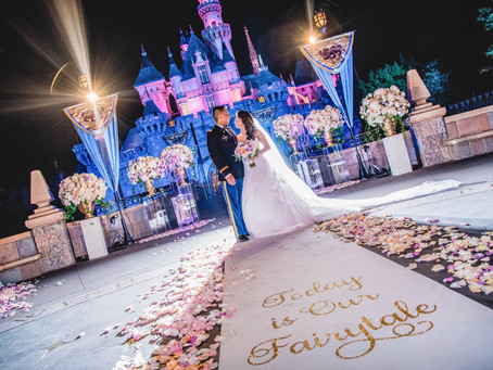 Creating Magic with Disney's Fairy Tale Weddings