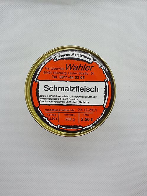Schmalzfleisch - 200g Dose