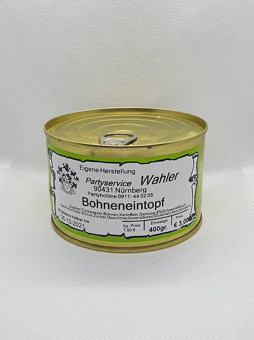Bohneneintopf - 400g Dose