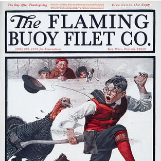 THE FLAMING BUOY FILET CO.