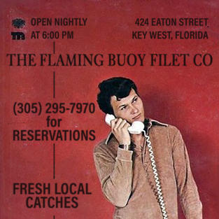 THE FLAMING BUOY FILET CO