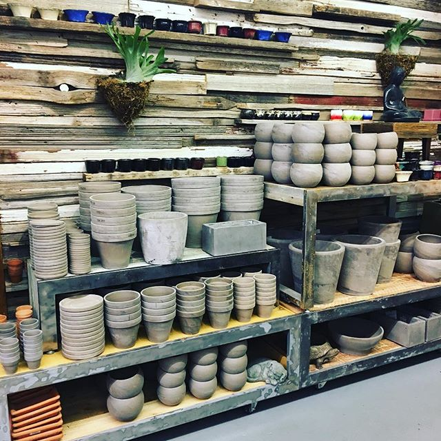 More new pottery arrivals ✨ Clay basics,
