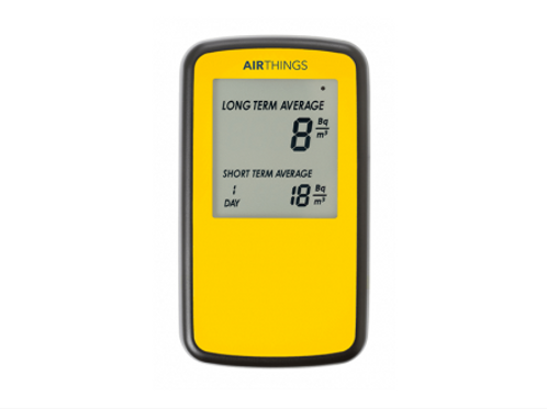 Medidor digital de radão - Corentium Plus