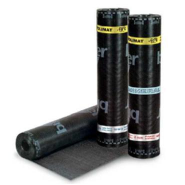 Telas Anti-radão Bituver Polimat Antiradon
