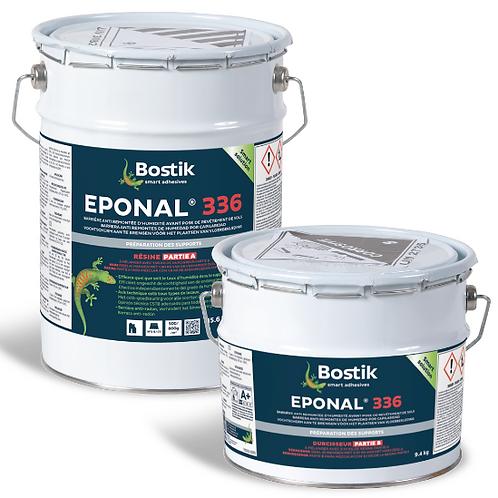 Membrana líquida anti-radão Eponal 336 da Bostik