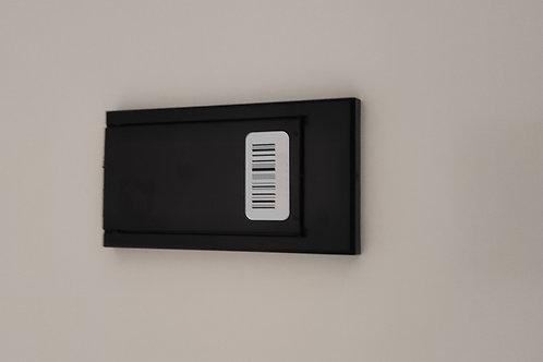 Medidor passivo de radão no ar (tipo aberto) - 1un