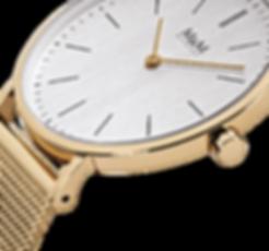 M&M-Uhren-Basic-Line-36-gold- Meshband-K