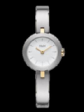 MM&M Uhren-Mini-Damenuhr-Armbanduhr-Span