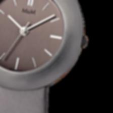 M&M-Uhren-2 Damenuhr-Taupe-Best-MM11828-